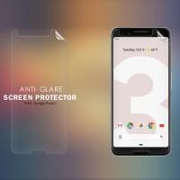 Google Pixel 3 Nillkin Anti Gores Glare Minyak Screen Guard Antiglare