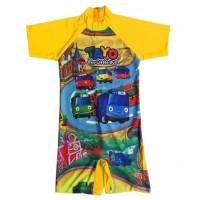 Baju Renang Anak TK Karakter Tayo