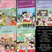 PAKET 5 Buku Siswa - Kelas 6 SD Tema 12345 Kurikulum 2013