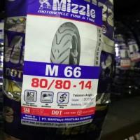Mizzle Ban M66 80/80 Ring 14 Tubeless Murah & Original