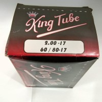 KINGTUBE ukuran 200-17 atau 60/80-17 Ban Dalam Motor