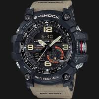 Jam Casio G-Shock GG-1000-1A5 GShock GG1000 Krem Khaki ORI BM