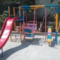 ayunan 3 set,simpel dan menarik,untuk paud,TK dan taman rumah