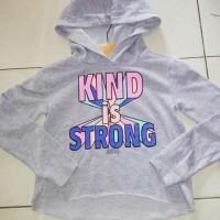 Ready Sweater shirt crop anak Merk justice
