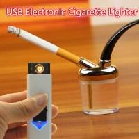 USB Rechargeable Electronic Cigarette Lighter / Korek Api Elektrik