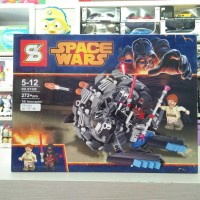lego space wars