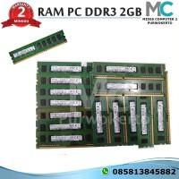 RAM memory komputer 2GB DDR3