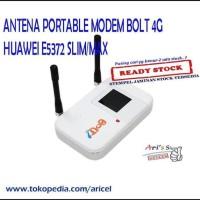 Flash Sale Px3 Antena Portable Modem Bolt 4G Huawei E5372 Slim . Max