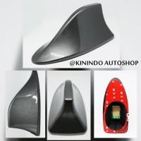 Shark Fin Antenna / Antena Sirip Hiu Grey Toyota All New Rush
