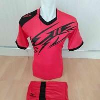 Setelan Jersey Bola Baju Futsal Kaos Volly Kostum Olahraga puma 03