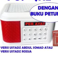 Speaker Audio Al Quran Alat Bantu Murajaah Penghafal AlQuran tp600 bon