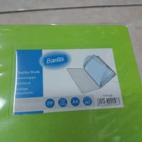 Clear Holder A4 40 lembar Bantex 3145 / Display Book A4 40 Lembar