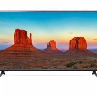 LG SMART LED TV 60 INCH 4K UHD 60UK6200 GRNSI RSMI FREE ONGKIR JADETAB