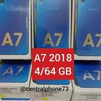 TERLARIS SAMSUNG GALAXY A7 2018 (4/64 GB) - BLUE BEST PROMO !!