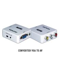 Converter VGA to RCA AV