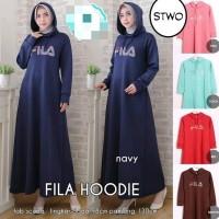 Baju Muslim Wanita Fila Hodie 49