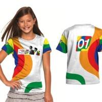 PROMO!!! Kaos / Baju / T shirt Anak Lelaki Perrempuan Jokowi Amin 02