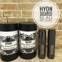 Authentic Hyon Sicario Blaq Single Core Tube Mechanical Mod