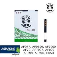 Baterai Asiafone AF7997 AF900 AF898 AF79D BL4D Double IC Protection