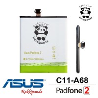 Baterai Asus Padfone 2 C11-A68 Double IC Protection