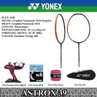 YONEX ASTROX 39 RAKET BADMINTON ORIGINAL