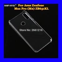 Asus Zenfone Max Pro M2 ZB631KL - Clear Hard Case Casing Transparan
