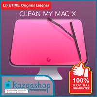 CLEAN MY MAC X Original Lisensi Lifetime