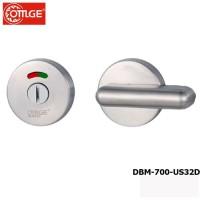 Toilet Lock & Bolt/Kunci Partisi OMGE DBM-700-US32D