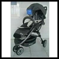 Terlaris Stroller Baby Elle Smart 938 (Khusus Gosend)