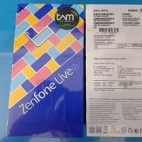 ASUS ZENFONE LIVE L1 ZA550KKL RAM 3GB ROM 32GB GARANSI RESM