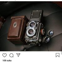 Barang Antik Kamera Roller