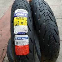 Ban Michelin Pilot Road 5 120 70 Ring 17