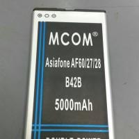 Baterai Asiafone AF60/AF27/AF28 kode B42B double power mcom