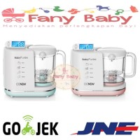Oonew Baby Puree Steam Blender 6 in 1 / Blender Makan Bayi