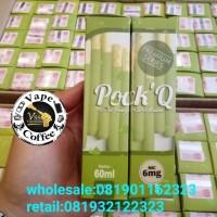 Pock Q Matcha 60ml Lokal Liquid
