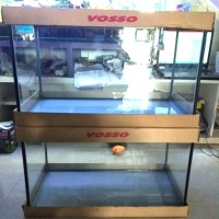 Aquarium Vosso Fiber Glass 60 cm 57 Liter