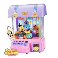 Magical Claw Machine (LQL3301) - Jual Mainan Anak - Mainan Lucu - - Merah Muda