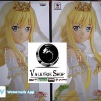 Sword Art Online EXQ Alice Wedding Figure