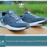 Sepatu olahraga pria adidas marathon vans cat nike adidas