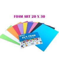 Foam Art Busa Bazic PILIH 1 WARNA