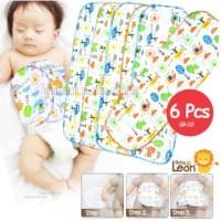 FULL PRINT BABYLEON 6pc GURITA INSTAN REKAT GR02 Baju Bayi Newborn