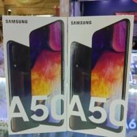 Samsung GALAXY A50 (2019) RAM 4GB ROM 64GB GARANSI RESMI SEIN