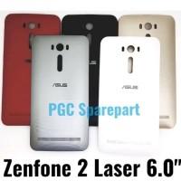 Tutup Backdoor Asus Zenfone 2 Laser 6 ZE600KL z00md ZE601KL z011d