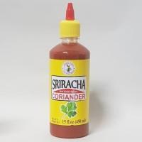NANG FAH Sriracha Hot Chilli Sauce Coriander 450 ml