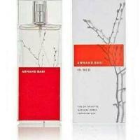 100% Original Eropa Parfum Armand Basi in Red EDT 100 Ml