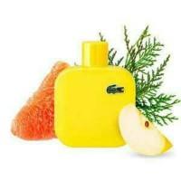 No Box - Original Eropa Parfum Eau de Lacoste Yellow EDT 100 Ml