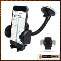 Car Phone Holder Universal Dudukan Dock Docking HP Mobil