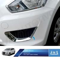 Datsun GO Cover Lampu Kabut JSL Krom/Fog Lamp Cover Chrome