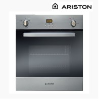 OVEN ARISTON FHY GG X GAS OVEN ( DISPLAY)