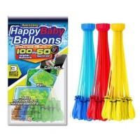 Balon Latex isi Air / Magic Bunch Balloons Water Bundle 3 set x 37pcs
